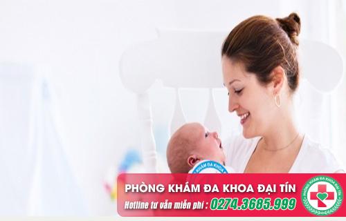 Hiện tượng sau sinh và 5 lưu ý chăm sóc sức khỏe sau sinh
