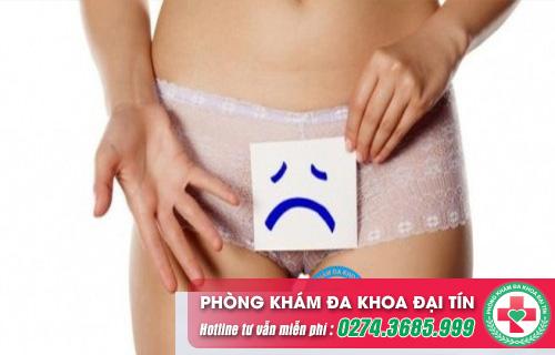 Mụn ở tử cung có phải bị viêm lộ tuyến hay không?