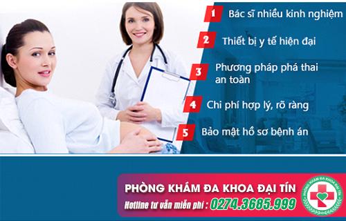 Những cách làm sảy thai an toàn tự nhiên