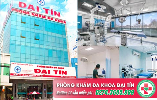 Phòng khám Đa khoa Đại Tín