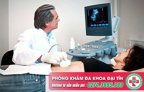 Tìm hiểu về phương pháp siêu âm âm đạo
